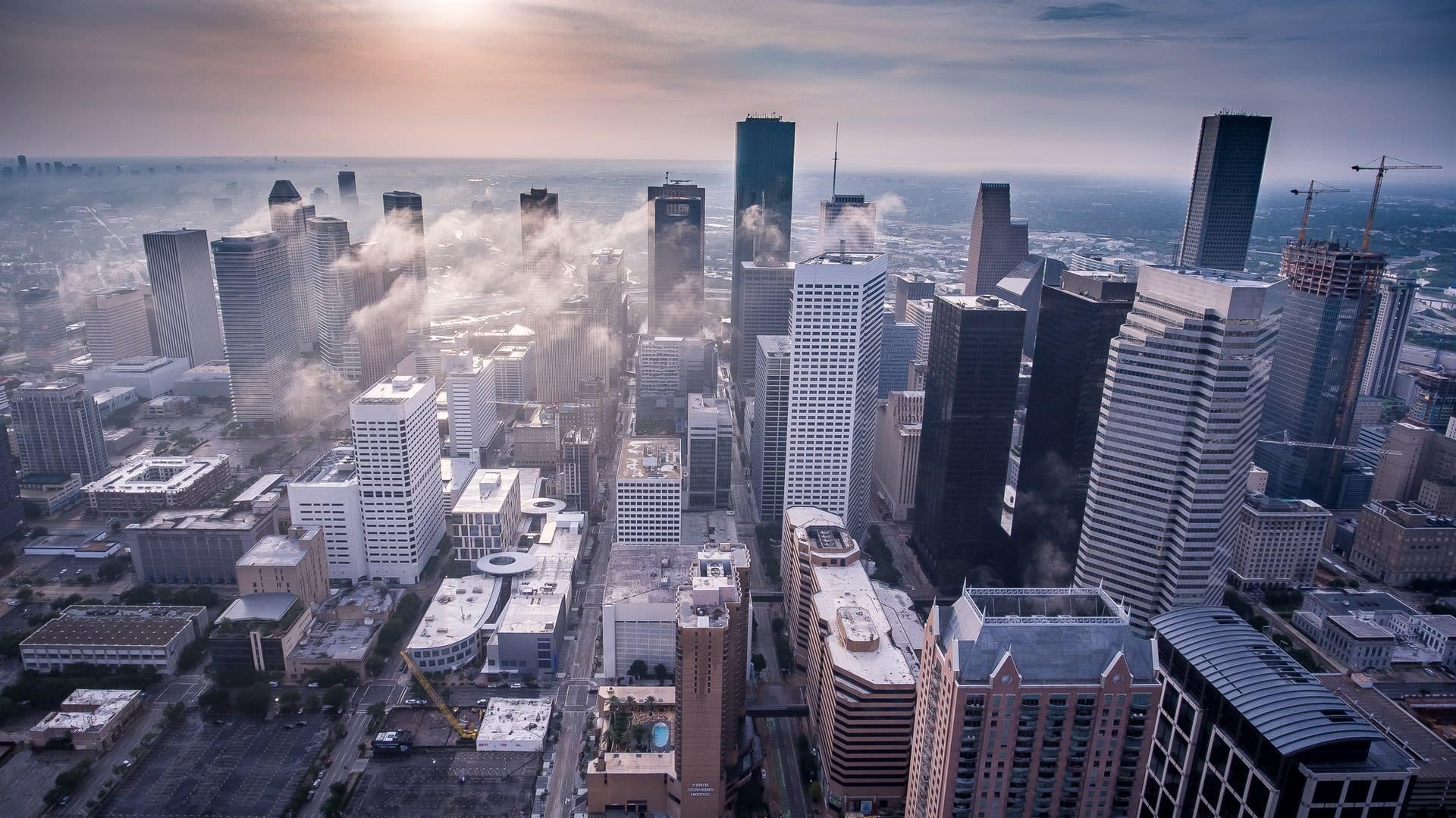 The City image