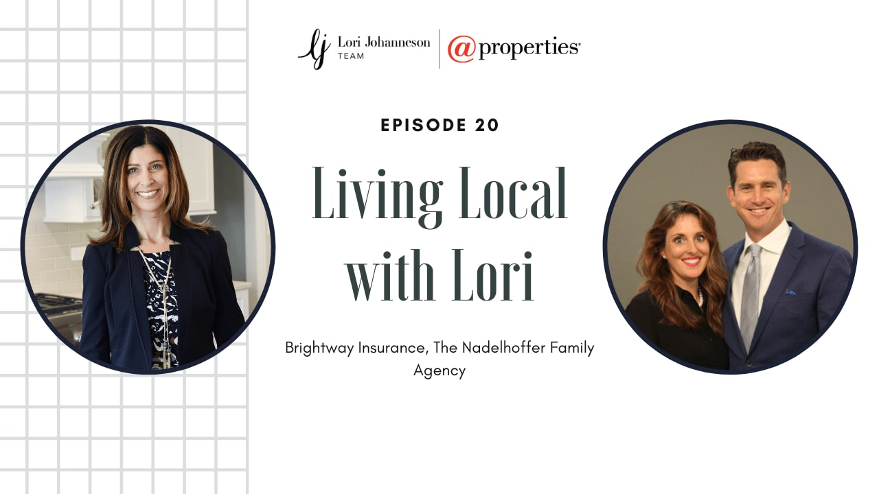 Living Local with Lori   Episode 20   Brightway Insurance, The Nadelhoffer Family Agency video preview