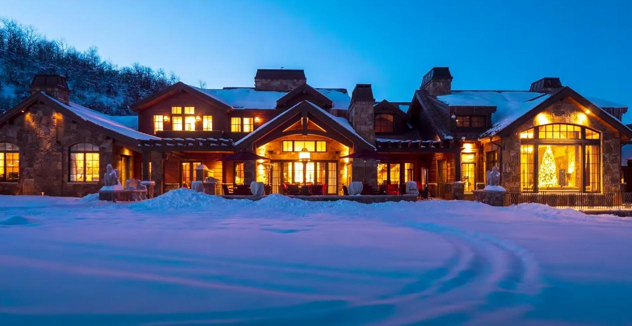 $37M | Buttermilk X-Games House | 220 Buttermilk Ln, Aspen video preview