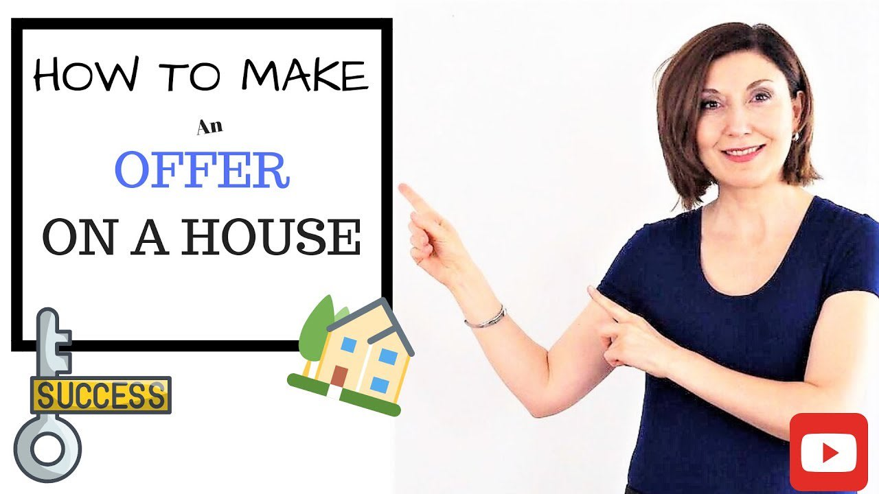 How To Make An Offer On A House And Have It Accepted video preview