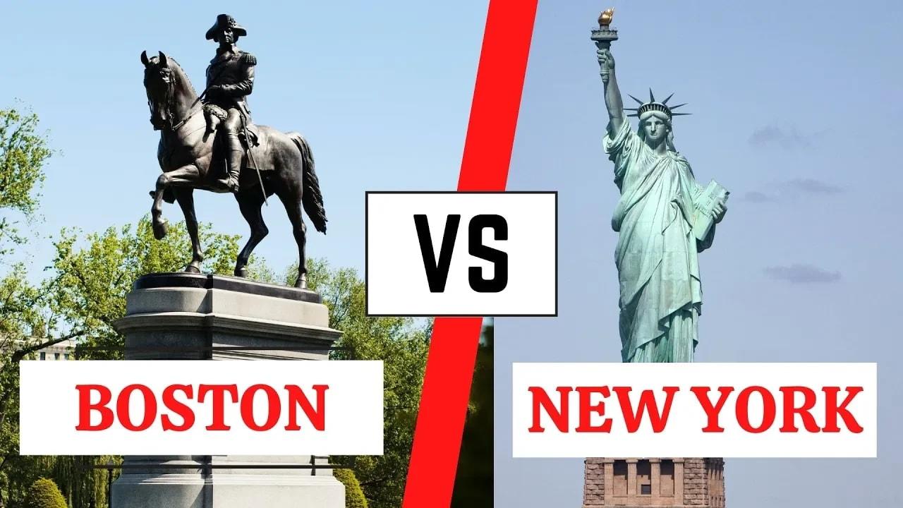 Living in BOSTON vs NYC video preview