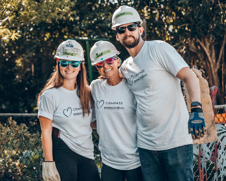 Compass Denver, Northrop Group Giveback Homes
