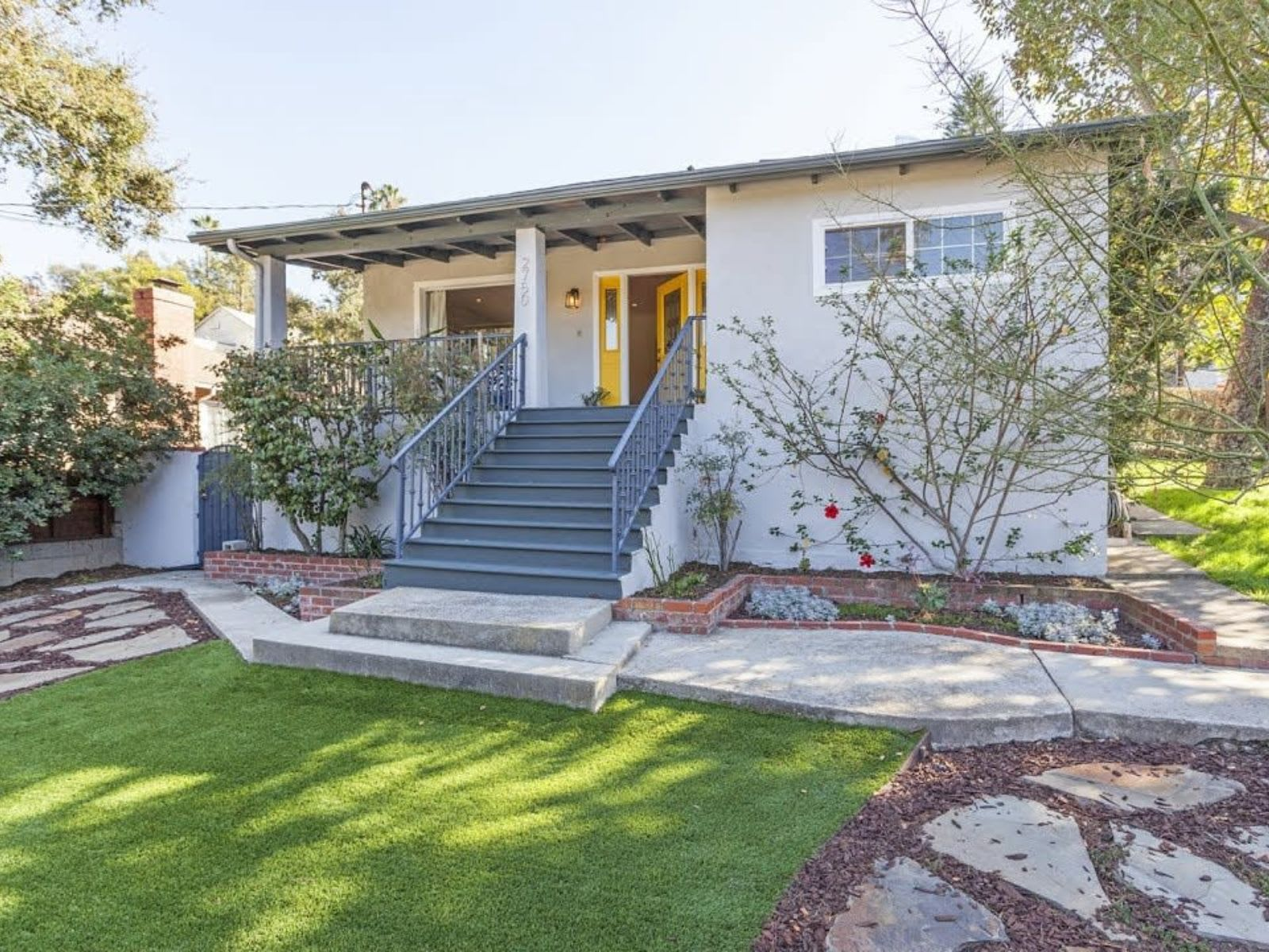 2750 El Roble Drive in Eagle Rock | Updated California Bungalow video preview