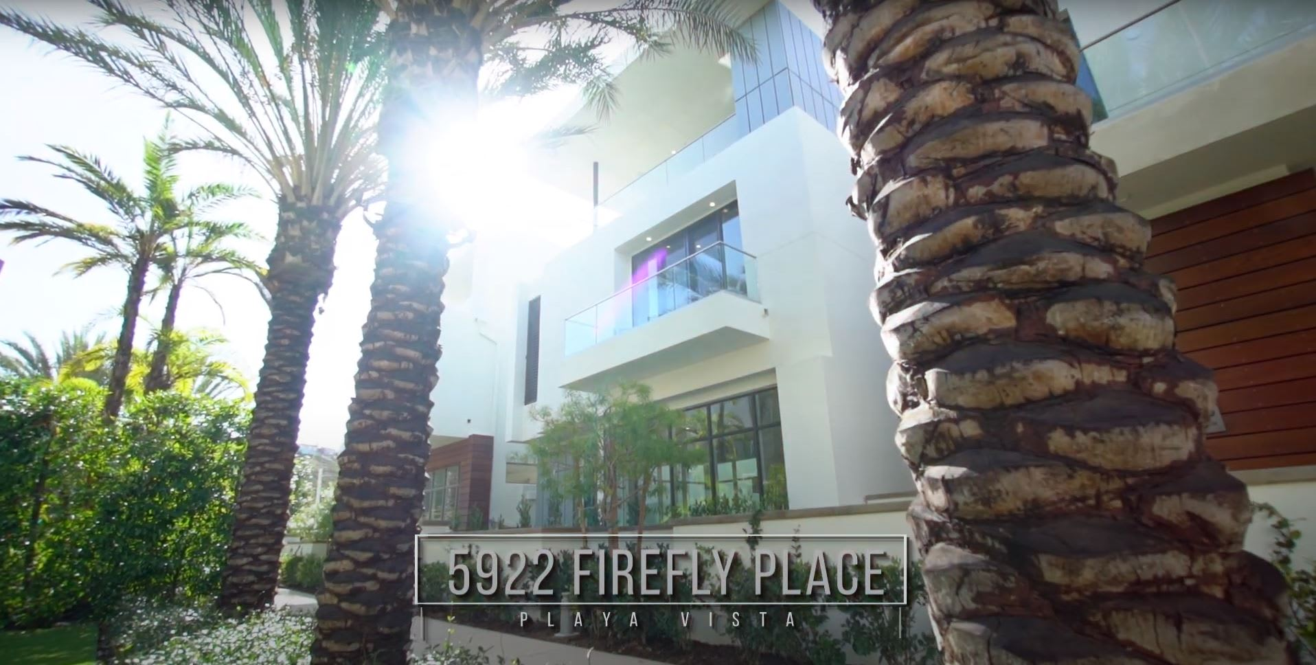 5922 Firefly Place | Playa Vista video preview