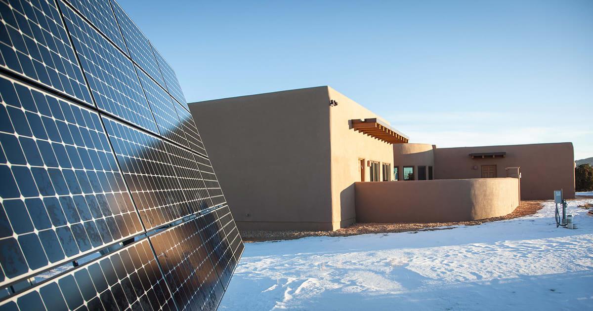 Building Green in Santa Fe