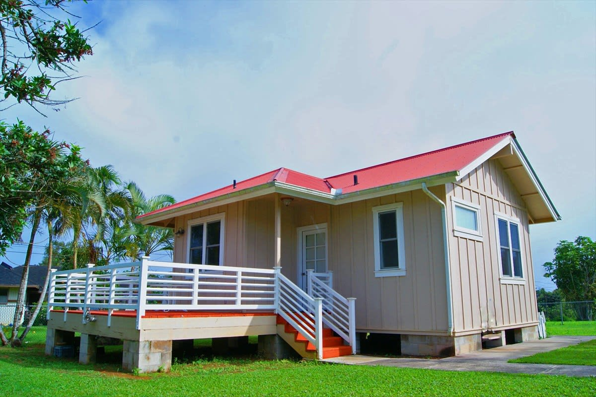 Kauai Real Estate, Koloa Tiny Home Sold, NAR June 2020 vs 2021 Stats, Man Jumps On Shark To Save Snorkeler