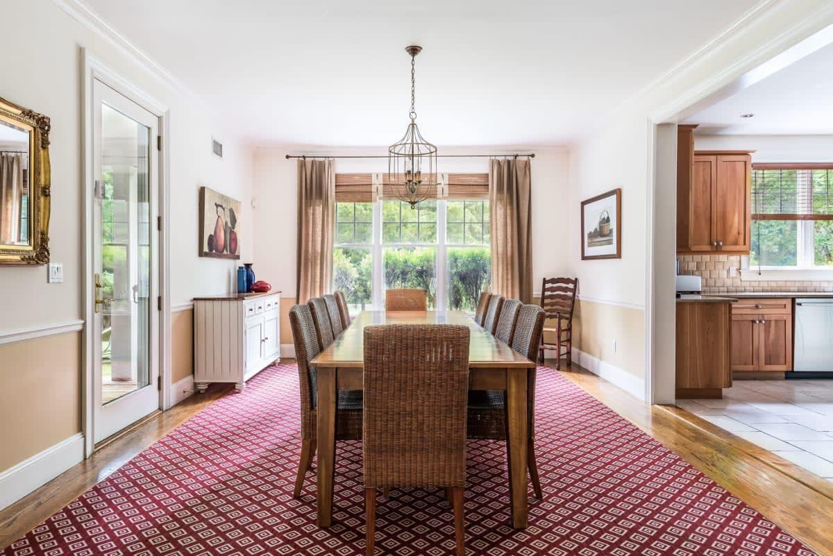 A Classic Bridgehampton Estate with a Range of Amenities