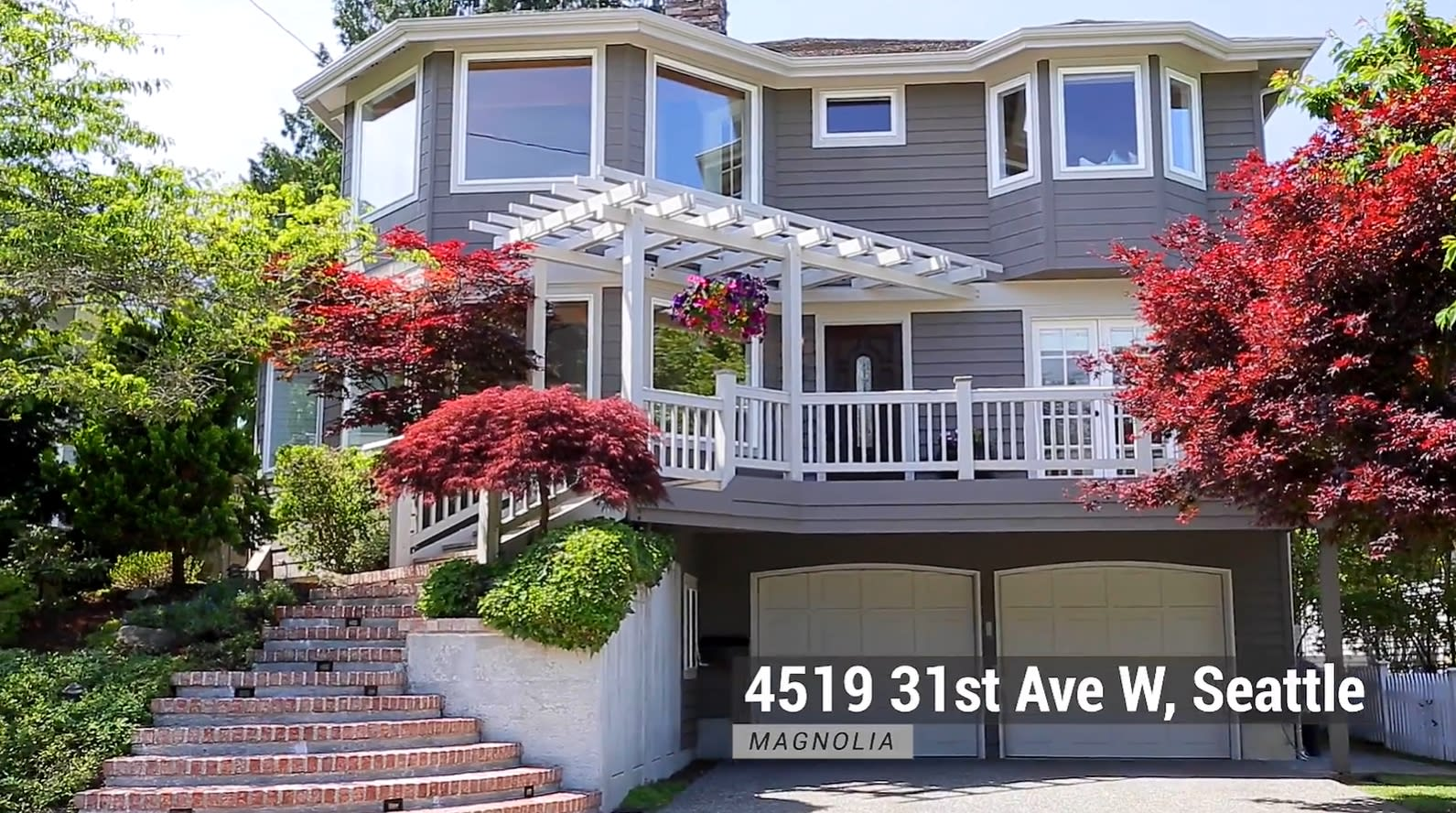 4519 31st Ave W, Seattle | Magnolia video preview