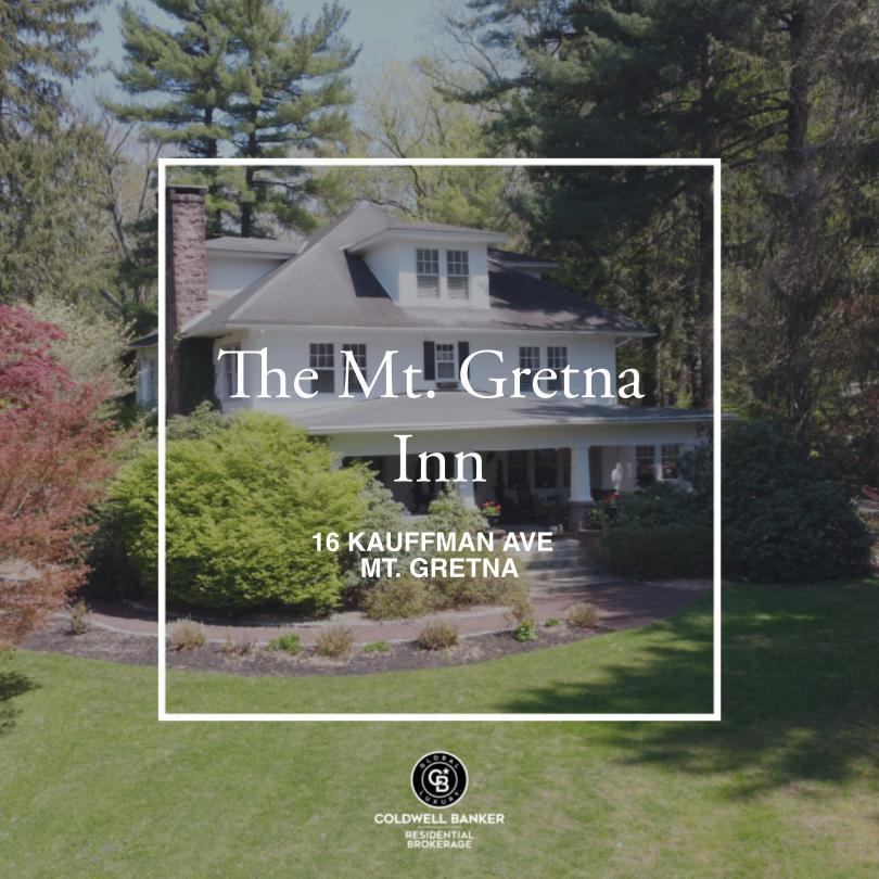 Mt. Gretna Inn - Mt. Gretna Pennsylvania video preview