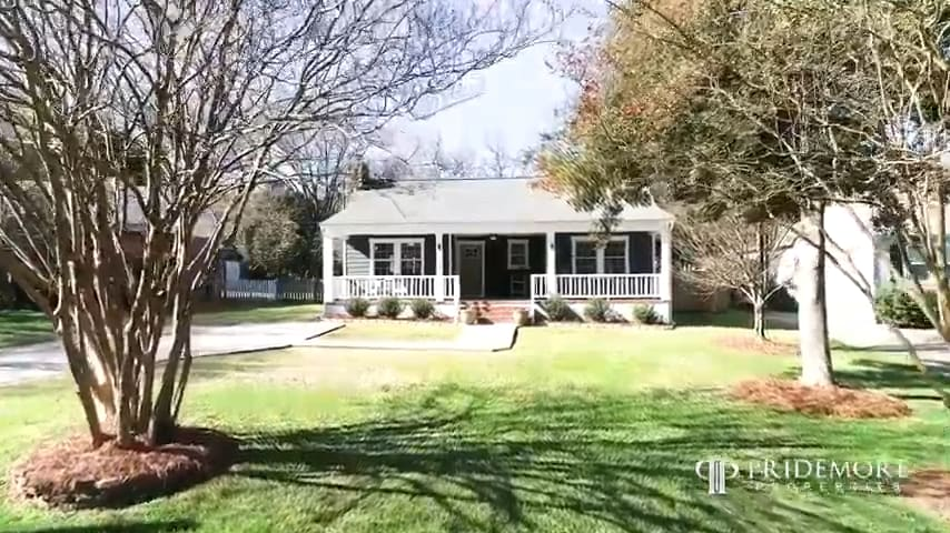 Charlotte Real Estate: 3708 Haven video preview