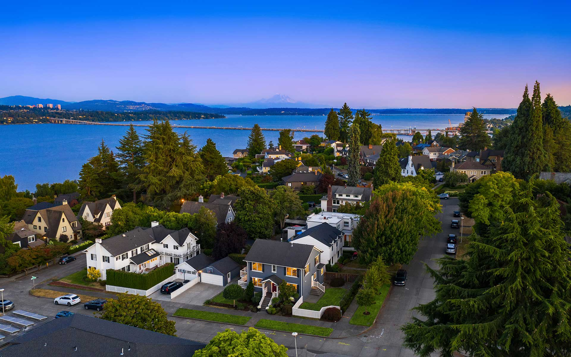 Classic Lines in a Beloved  Seattle Neighborhood photo