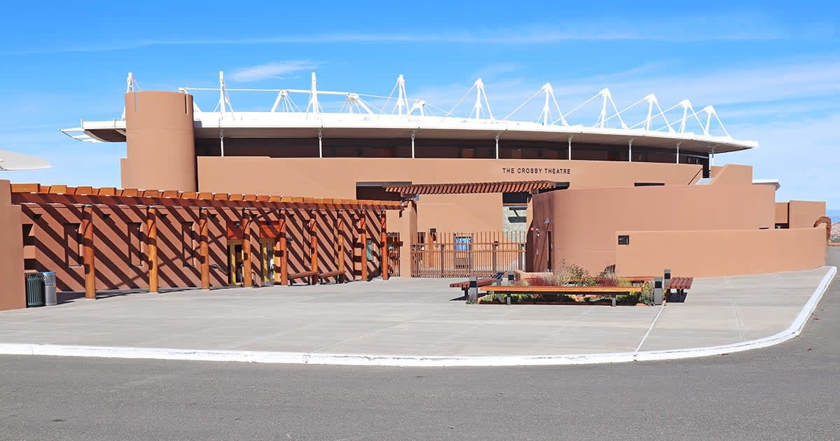 A Closer Look at the Santa Fe Opera in Santa Fe, New Mexico