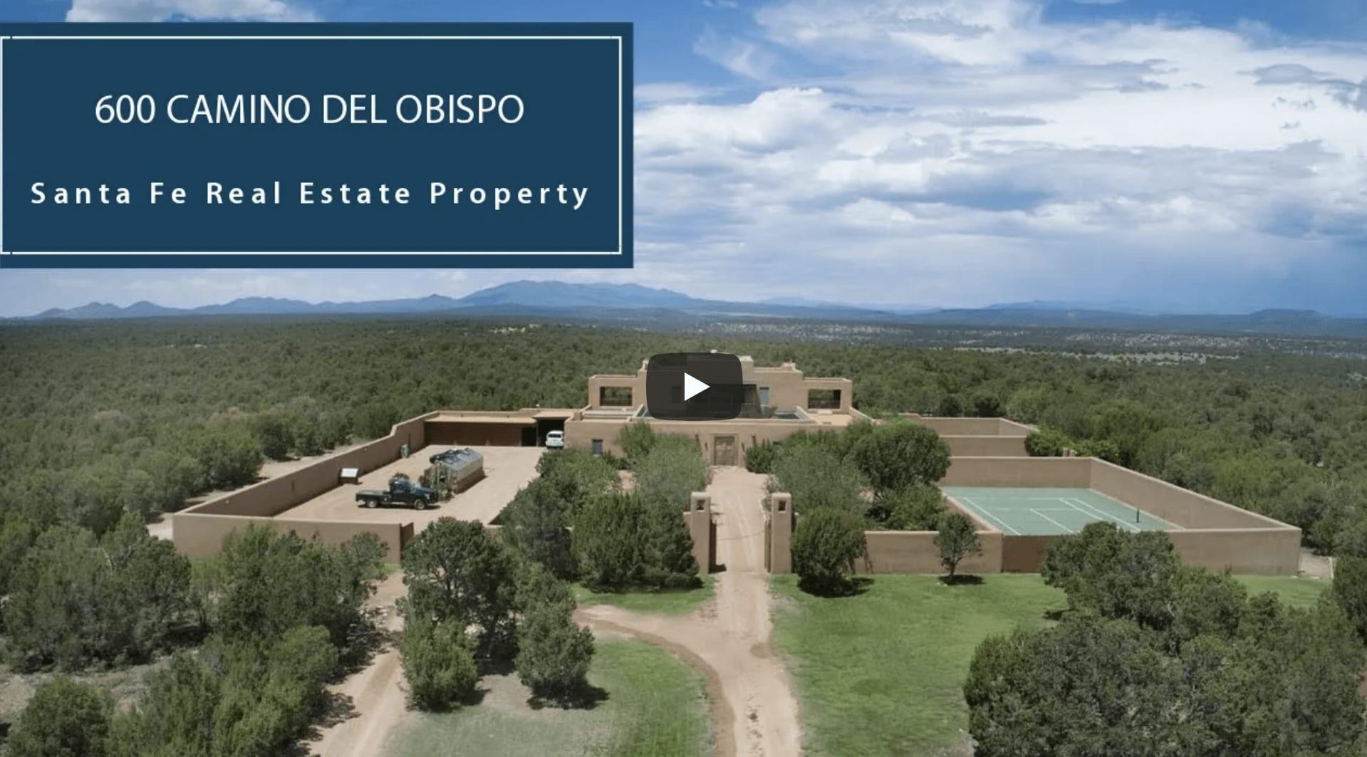 Ranch & Extravagant Hacienda | Galisteo Ranch video preview