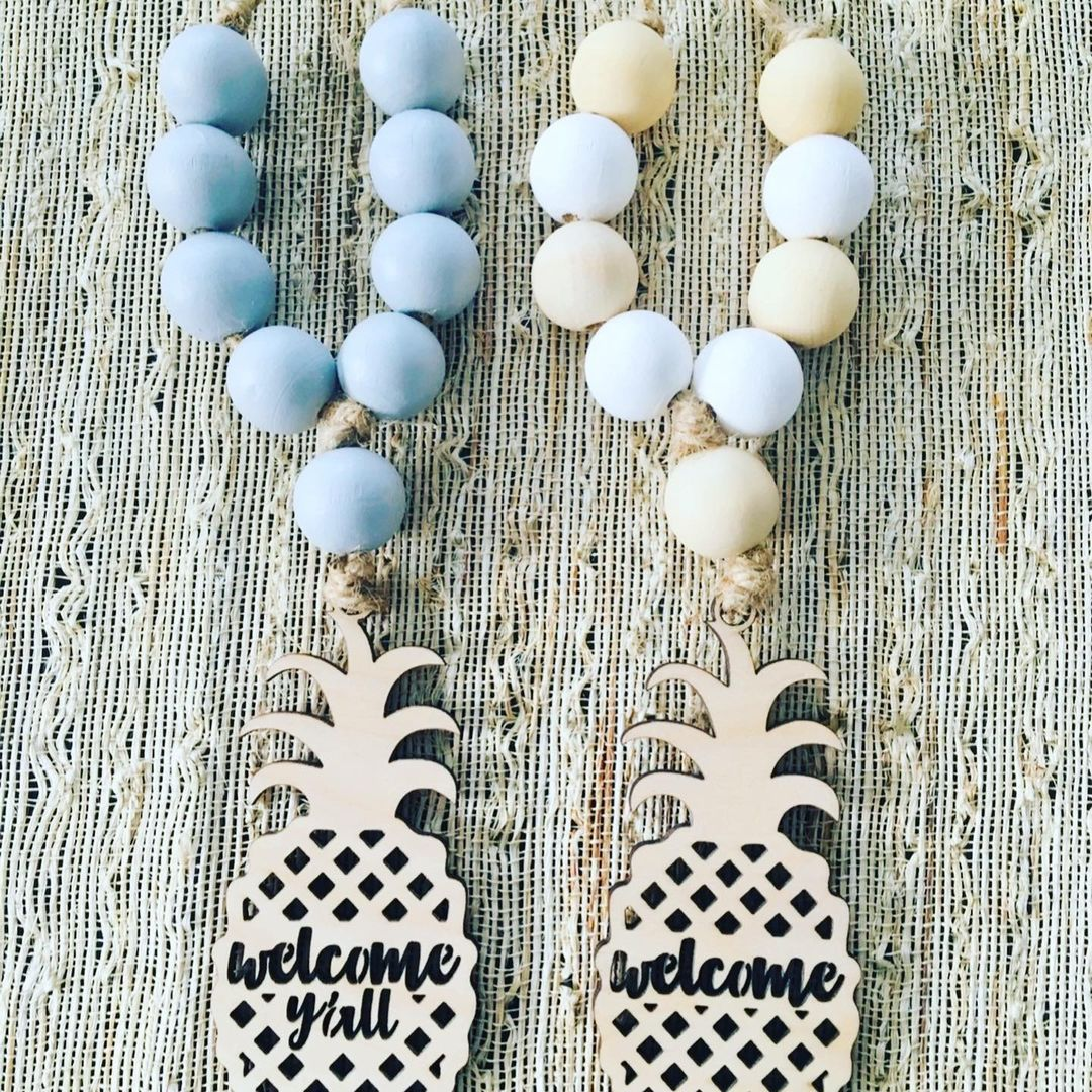 Coastal Beads - The Most Southern Way to Welcome Guests!