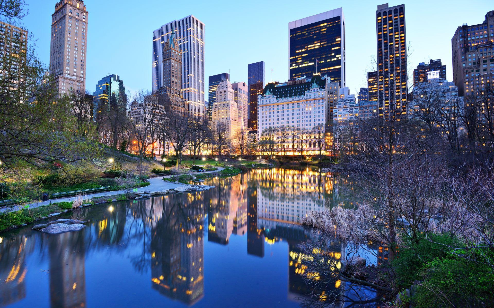 Central Park South photo