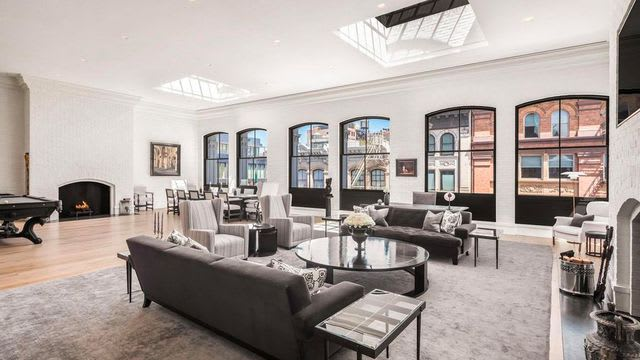 Even After 25% Discount, $48.5m Soho Penthouse Is The Week