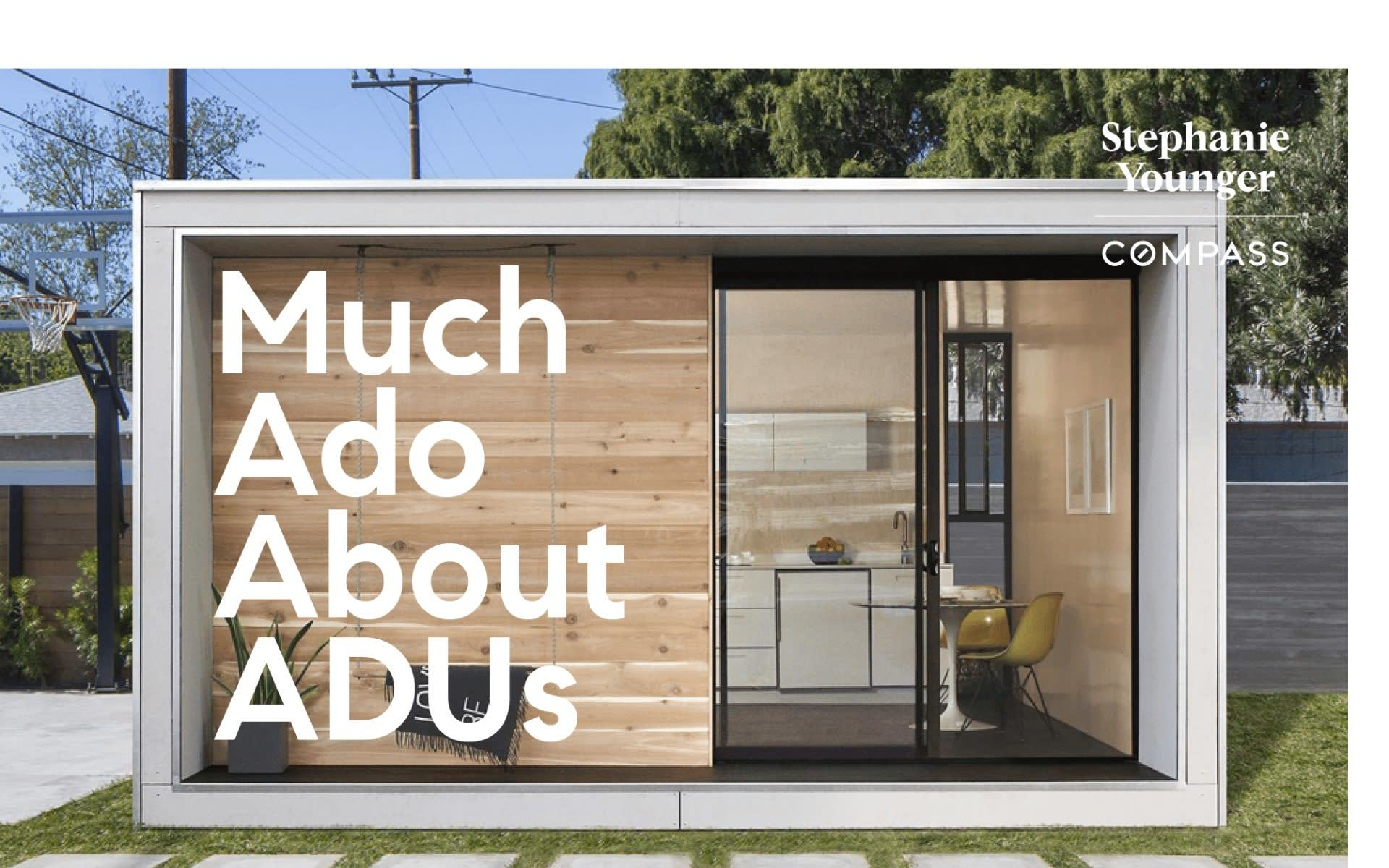 Much Ado About ADUs