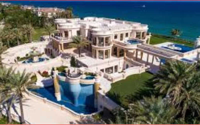 Where is wrong? Shouting 159 million luxury homes sold 42.5 million
