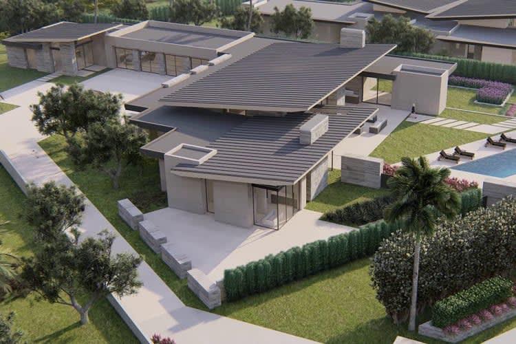 Cameldale Estates in P.V. will offer homes starting at $5.7M