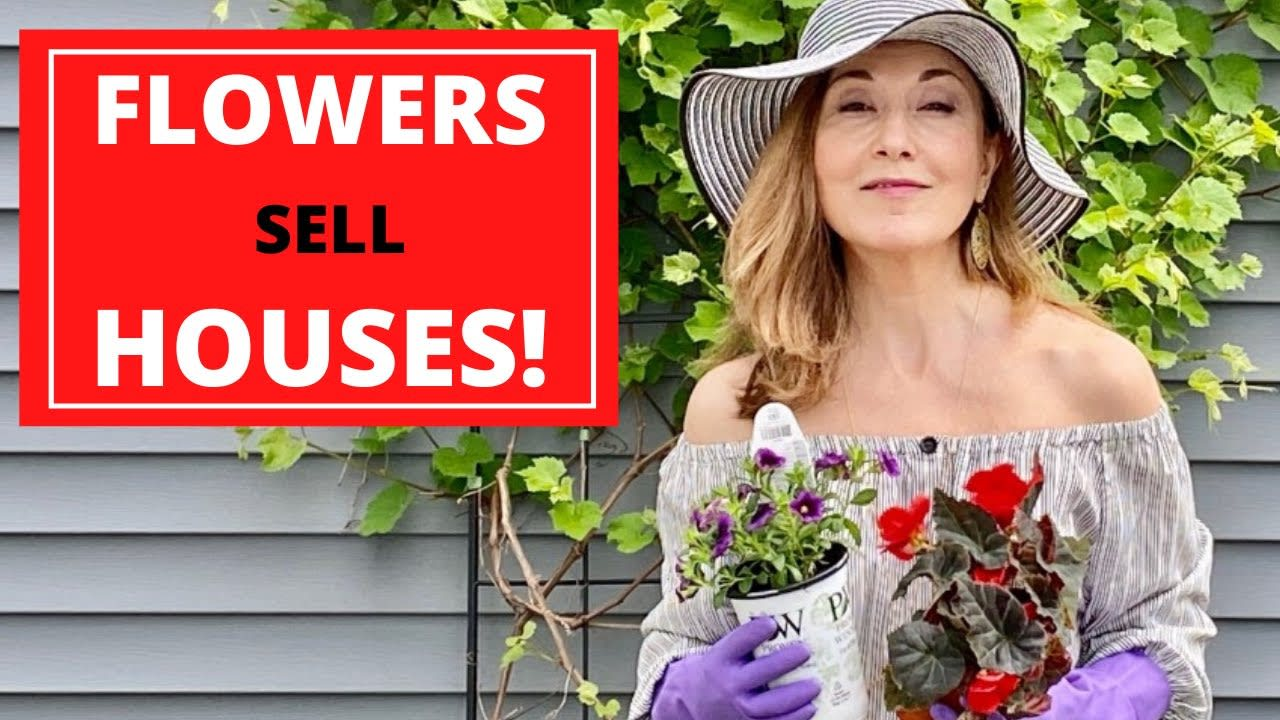 GET YOUR HOME READY FOR SALE - FLOWERS video preview