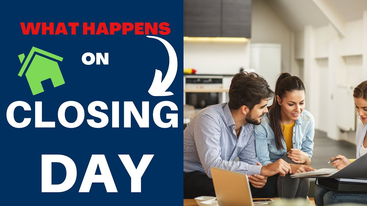 WHAT HAPPENS on the CLOSING DAY [for Buyers] video preview