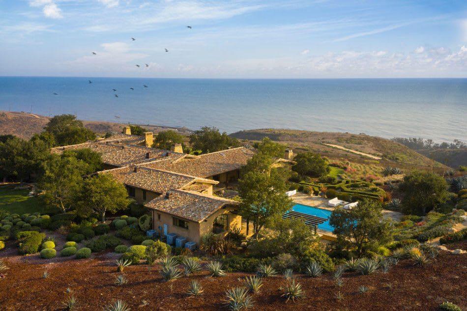 CALIFORNIA LISTINGS: Listing of the Day: Goleta's Villa della Costa