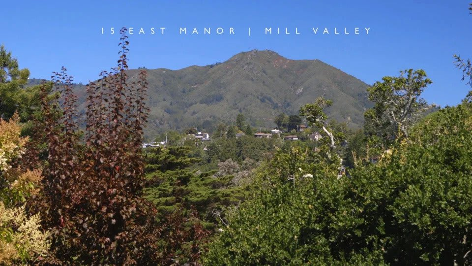 15 East Manor, Mill Valley video preview