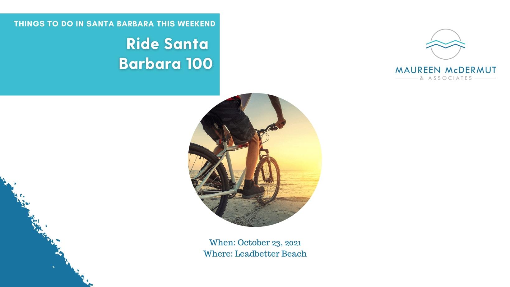 Ride Santa Barbara 100 image