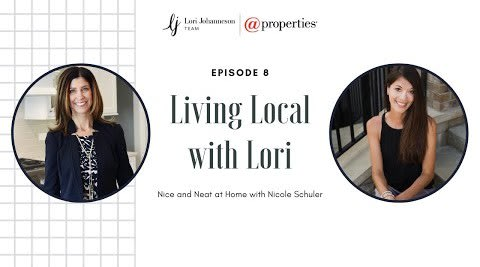 Living Local with Lori   Episode 08   Nice and Neat at Home with Nicole Schuler video preview