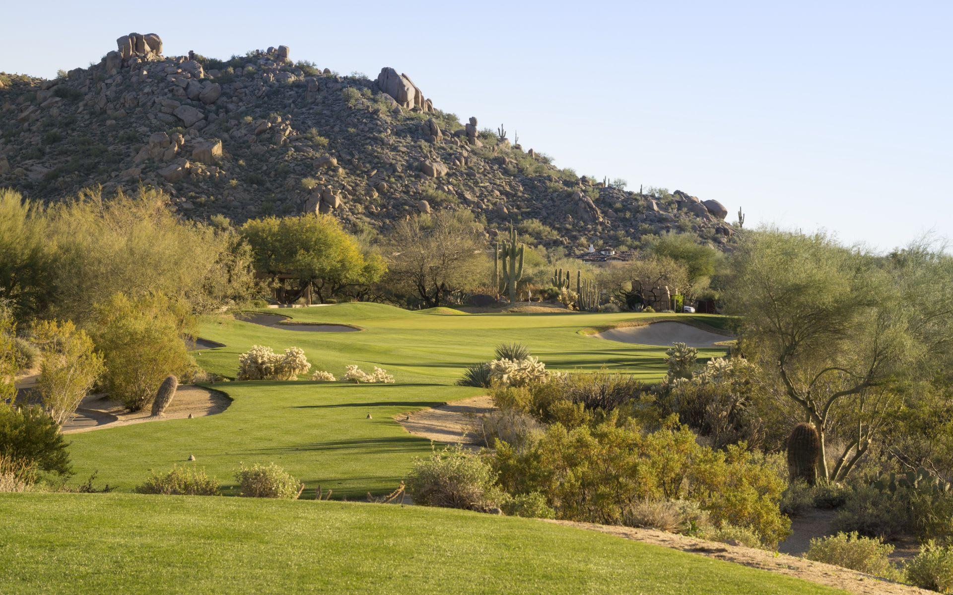 5 Best Golf Courses in Tucson