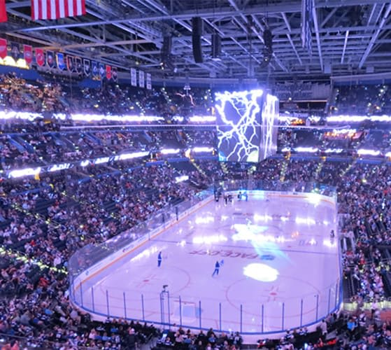 Tampa Bay Lightning win Stanley Cup
