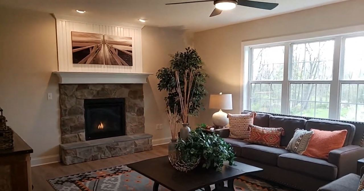 The Brentwood - Yingst Homes video preview