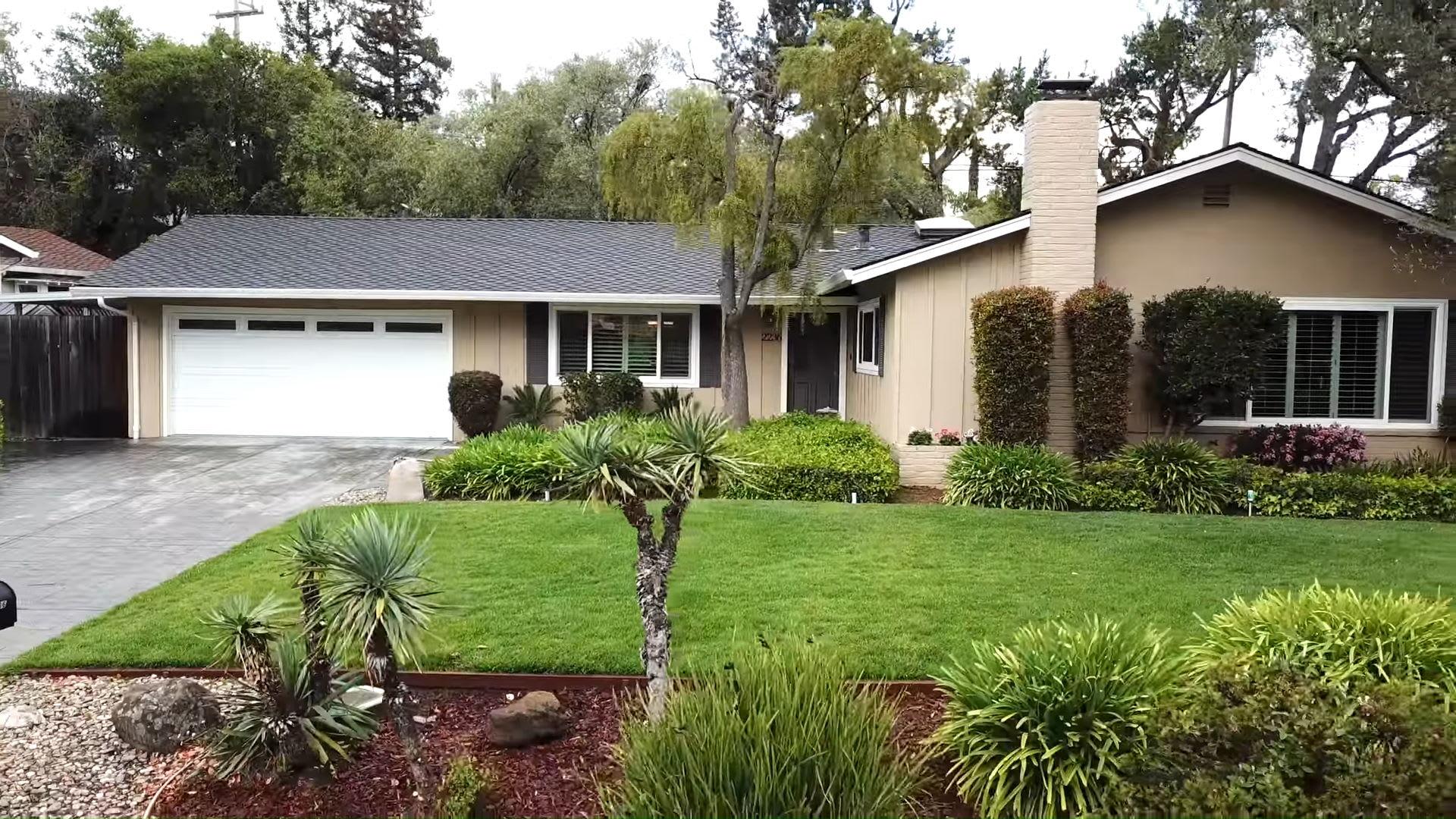2236 Deodara Dr, Los Altos, CA 94024 video preview