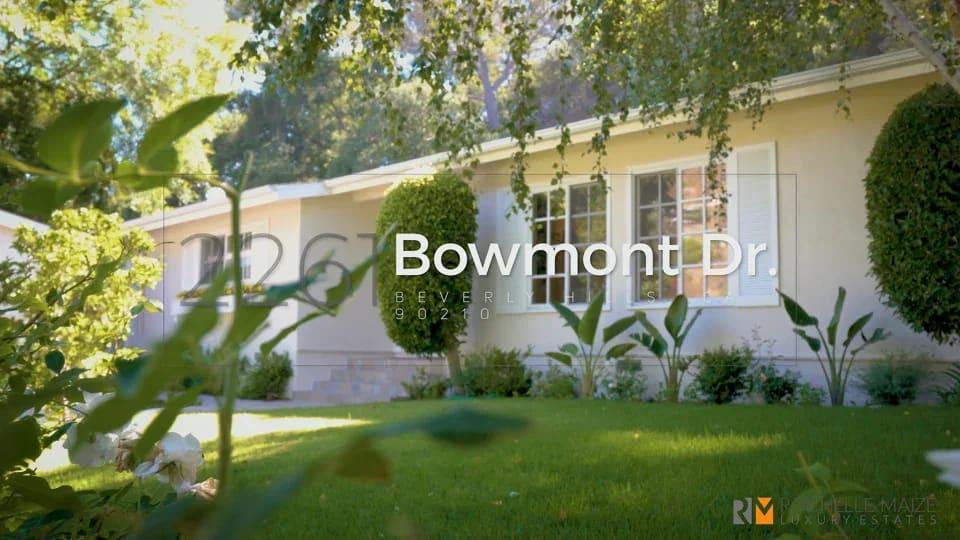 2261 BOWMONT DRIVE video preview