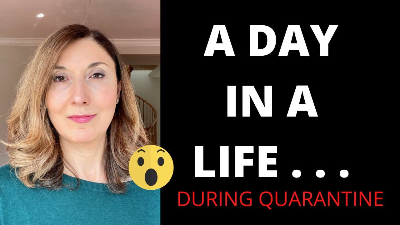A Day in a Life of the Singing Realtor during quarantine 4/15/20 video preview