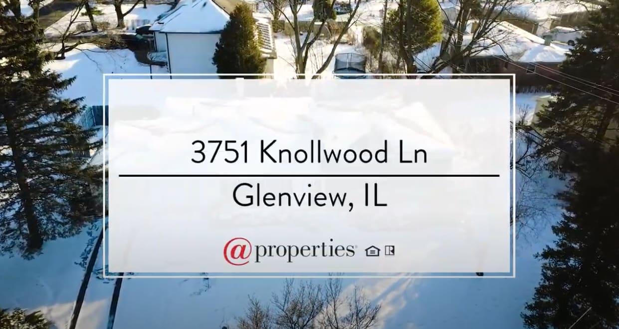 3751 Knollwood, Ln, Glenview, IL