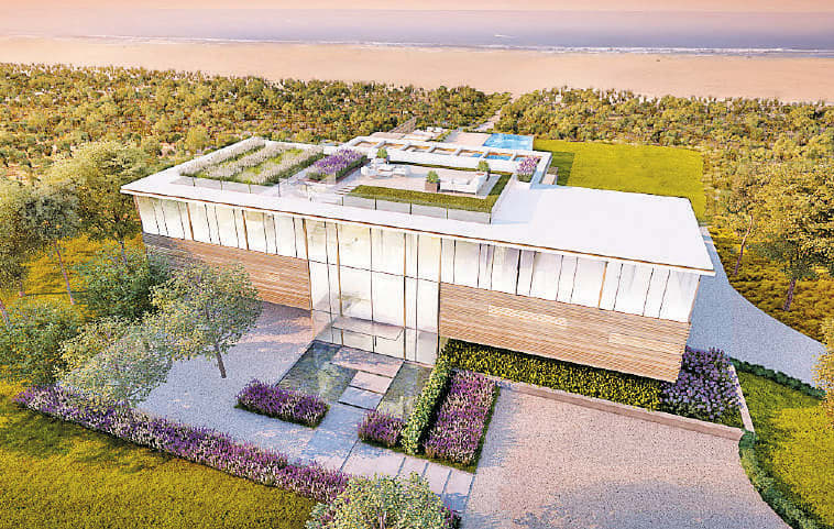 Over the Top Spec Homes