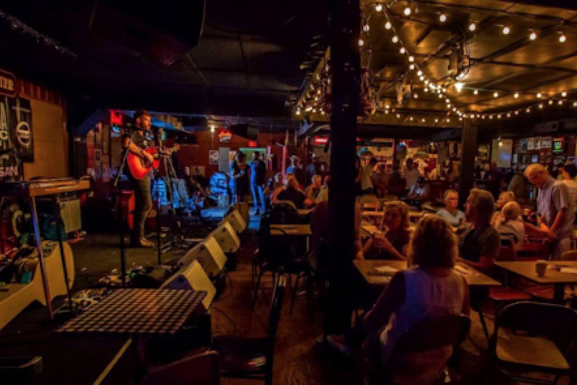 Iconic Nashville Music Venues