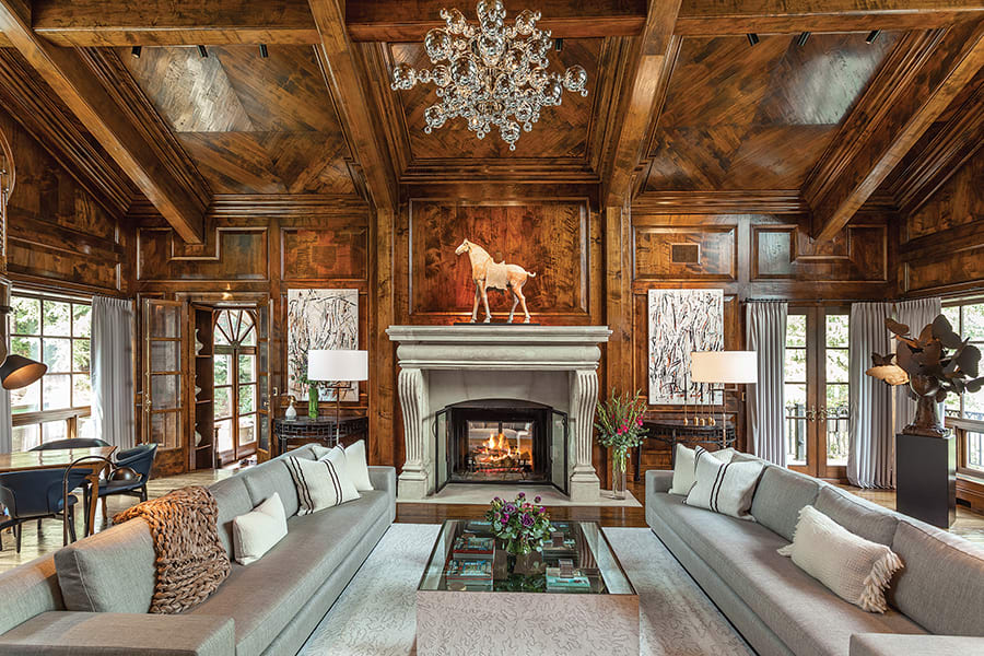 A Timeless Legacy Sells For $19,000,000 In Vail's Most Iconic Neighborhood