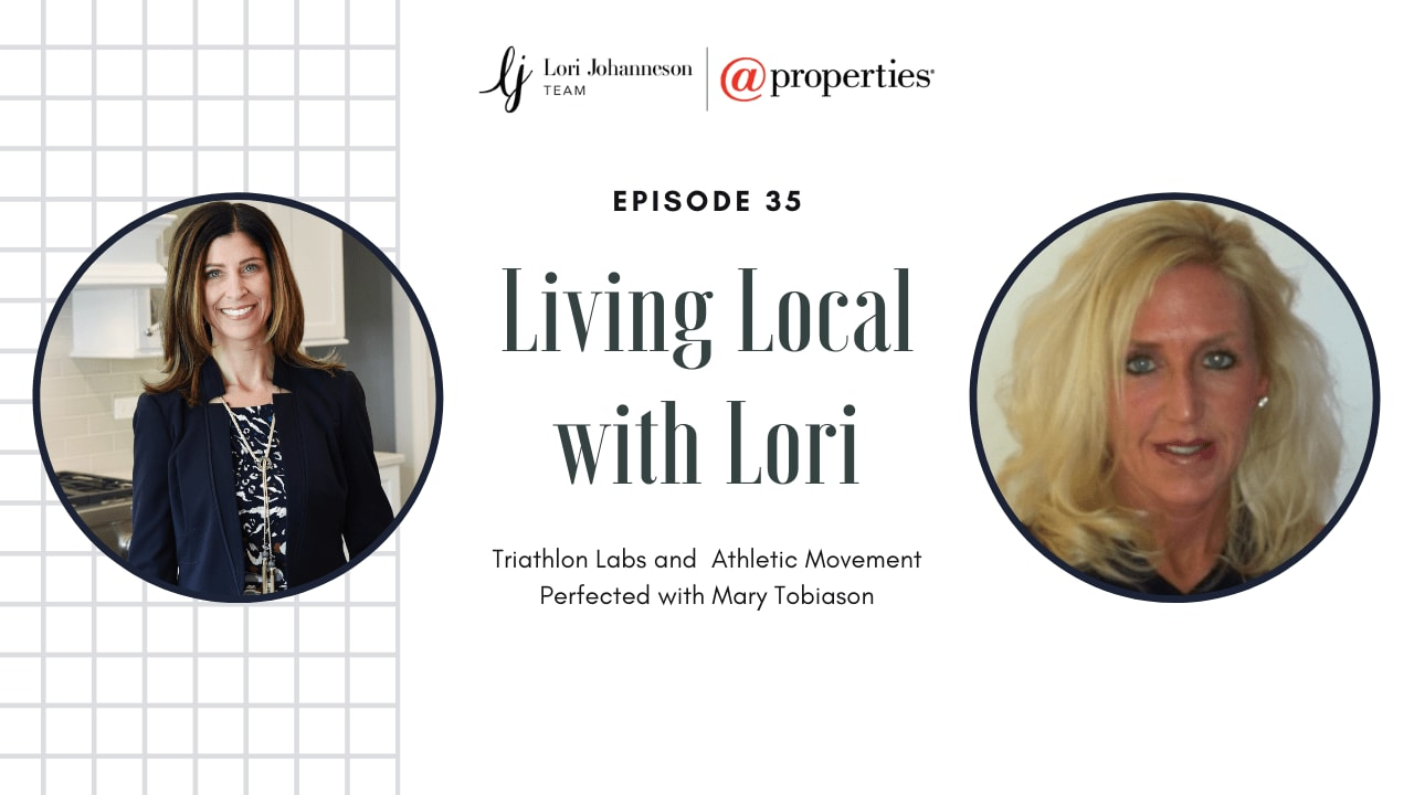 Living Local with Lori   Episode 35   Triathlon Labs and Athletic Movement Perfected video preview