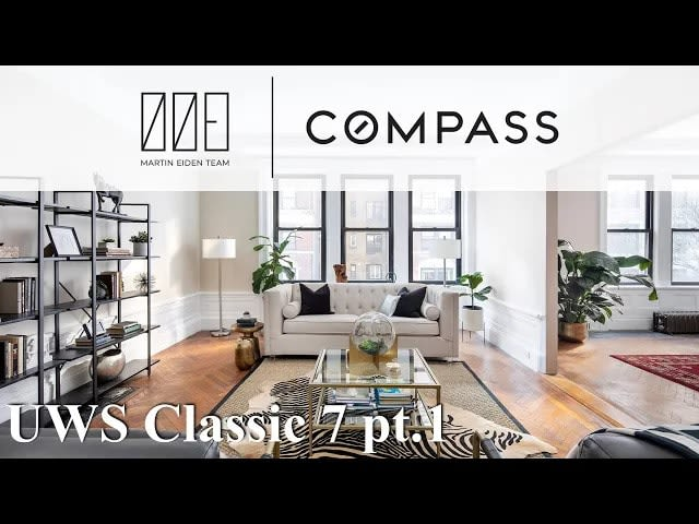 $2.5M Upper West Side Classic 7 [Part 1] video preview