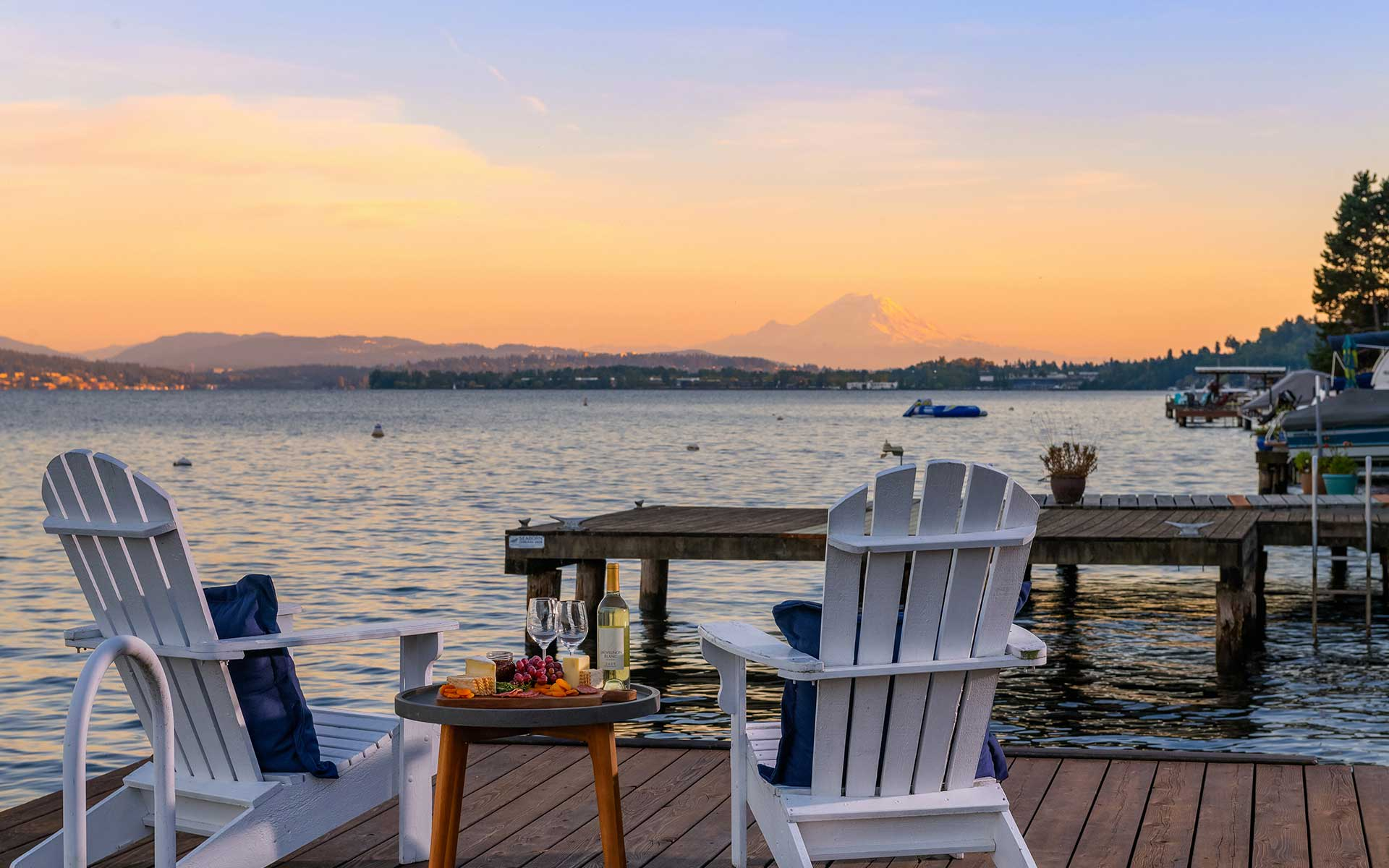The Matthews Beach Lakeside Lifestyle Awaits photo
