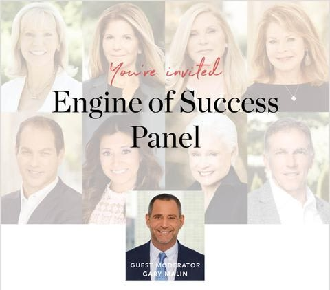 "Join our ""Engine of Success"" Panel Discussion"
