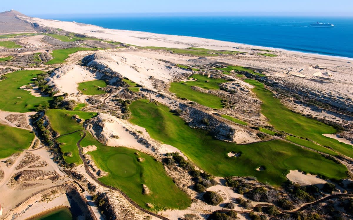 3 Great Golf Communities in Cabo: