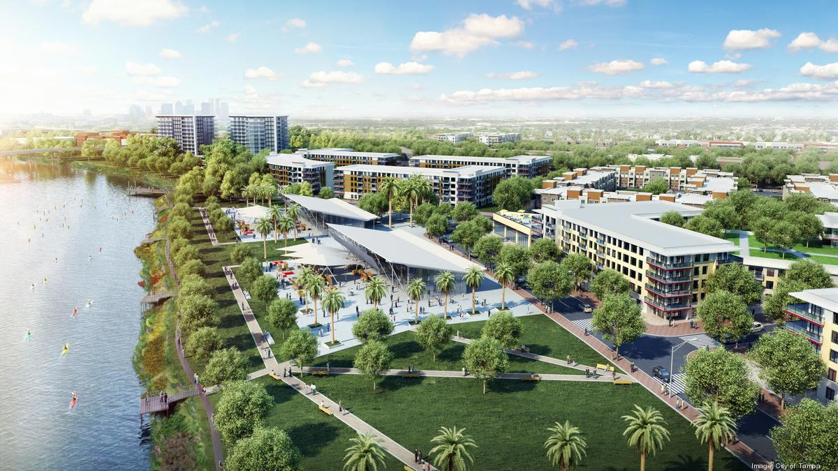 Tampa wins $24M federal grant to extend West Riverwalk to the north and connect urban neighborhoods