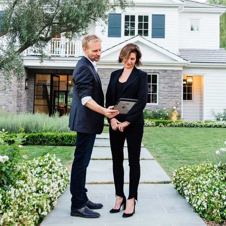 Dana+Jeff Luxury Homes