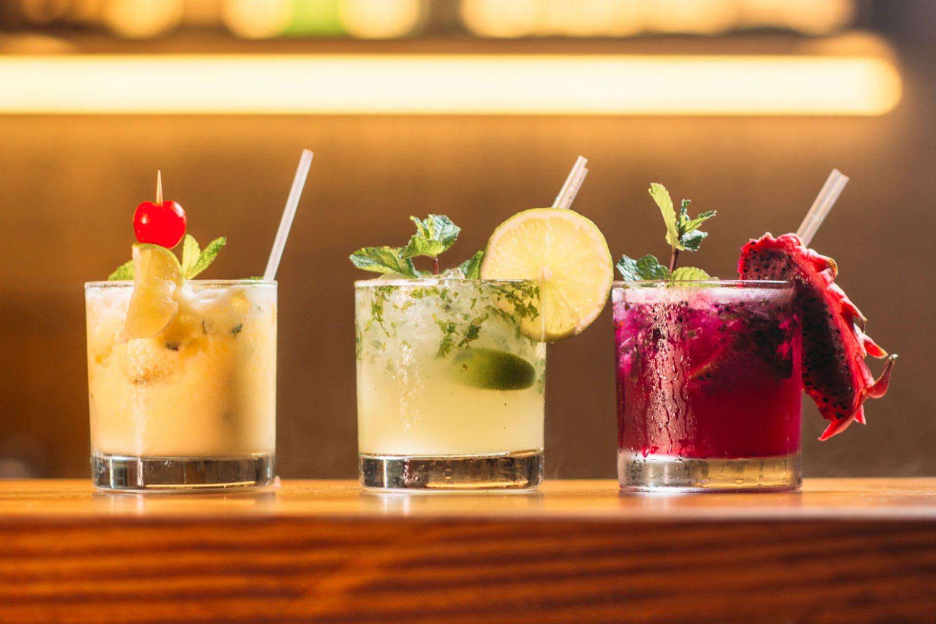 Best Beachside Cocktails in Ponte Vedra, FL