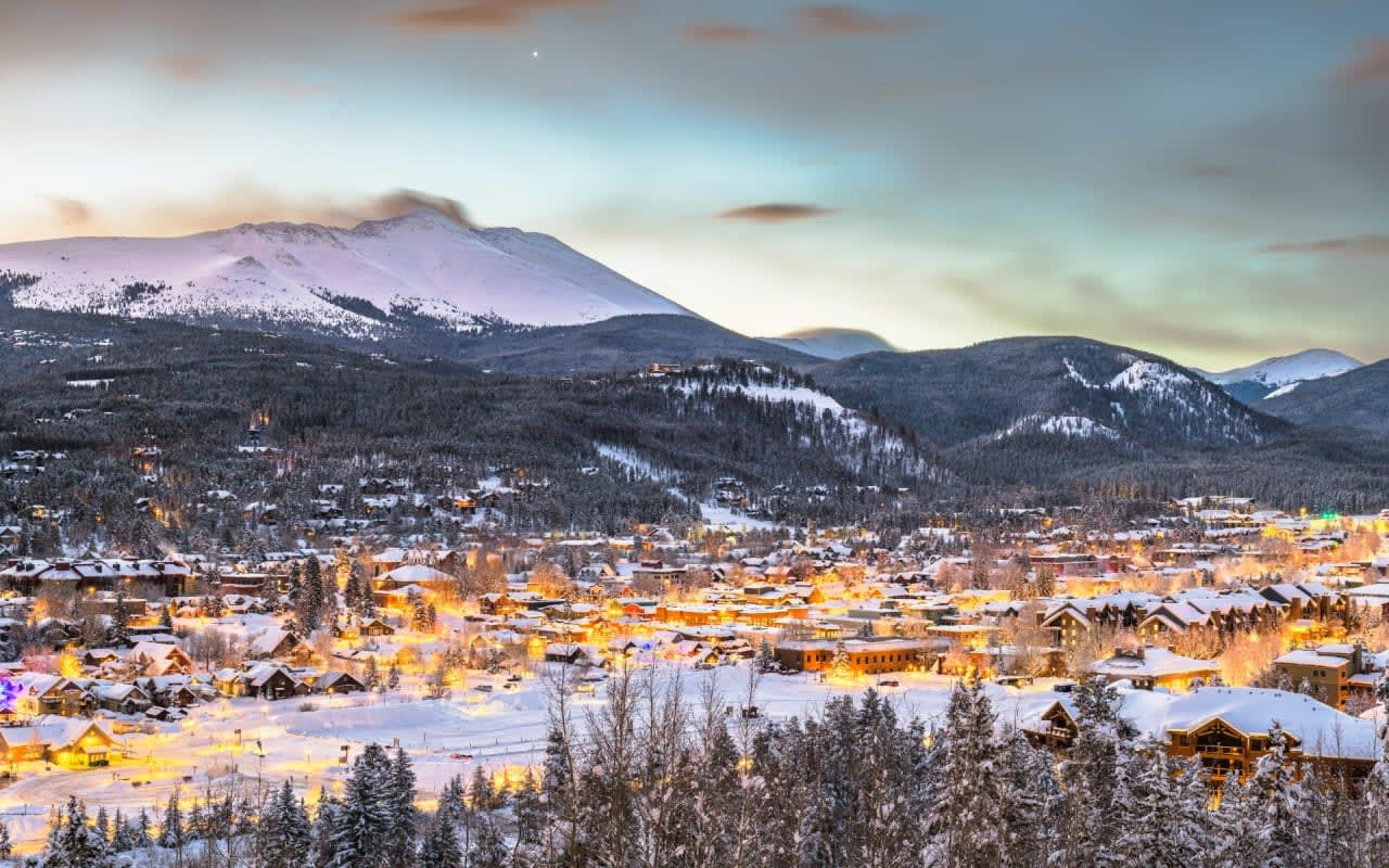 Get Your Epic Pass Now! Breckenridge Opening Soon!