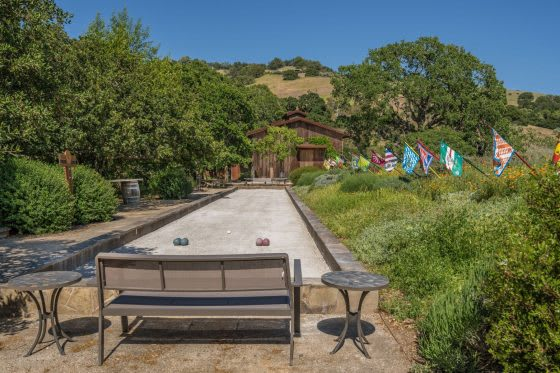 Play Ball: Five Homes with Their Own Bocce Courts