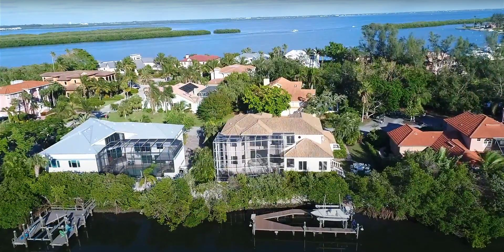 A Sunny Walk To Secluded Gulf Of Mexico Beach, Longboat Key Home For Sale video preview